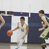 The first quarter of the Santa Fe Prep vs West Las Vegas boys basketball game at Santa Fe Prep on Tuesday, December 9, 2014. Luis Sanchez Saturno/The New Mexican