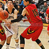 Española at Capital at Edward A. Ortiz Memorial Gymnasium on Tuesday, February 11, 2014.  Jane Phillips/The New Mexican