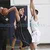 The second quarter of the Santa Fe Prep vs Monte Del Sol basketball game at Santa Fe Prep on Tuesday, February 18, 2014. Luis Sanchez Saturno/The New Mexican