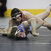 The State Wrestling Tournament finals at the Santa Ana Star Center on February 22, 2014. Luis Sanchez Saturno/The New Mexican