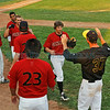 Pecos League All-Star Game at Fort Marcy Park on Monday, June 30, 2014.  jane Phillips/the New Mexican