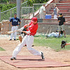 It's the home run derby for the Pecos League All-Star Game at Fort Marcy ballpark on Monday, June 30, 2014.  Jane Phillips/The New Mexican