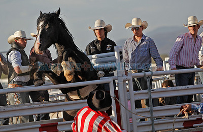 Rodeo De Santa Fe day 4 on Saturday, June 23, 2012.  Photos by Jane Phillips/the New Mexican