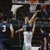 The second quarter of the Santa Fe Prep vs Texico High School game of the Class AA state quarterfinals at the Santa Ana Star Center on March 14, 2014. Luis Sanchez Saturno/The New Mexican