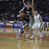 The second quarter of the Santa Fe Prep vs Texico High School game of the Class AA state quarterfinals at the Santa Ana Star Center on March 14, 2014. Keifer Nace/for The New Mexican