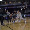 The fourth quarter of the Santa Fe Prep vs Texico High School game of the Class AA state quarterfinals at the Santa Ana Star Center on March 14, 2014. Keifer Nace/for The New Mexican