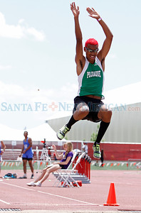State Track and Field Championships at UNM track in Albuquerque, N.M. on May 11, 2012. Photos by Natalie Guillén/The New Mexican