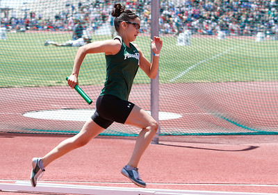 State Track and Field Championships in Albuquerque, N.M. on May 12, 2012. Photos by Natalie Guillén/The New Mexican