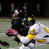 The first quarter of the Capital High School vs Las Alamos High School football game at Capital on November 1, 2013. Luis Sánchez Saturno/The New Mexican