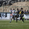 The first half of the Capital High School vs Albuquerque Academy during day 2 of the State Soccer Championship at the APS Soccer Complex in Albuquerque on November 8, 2013.  Luis Sánchez Saturno/The New Mexican