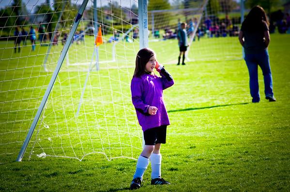 Hannha Soccer 2012