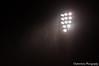 Rainy Stadium Lights