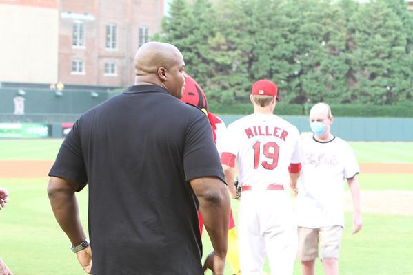 Gameday Baseball 2012 - Thur