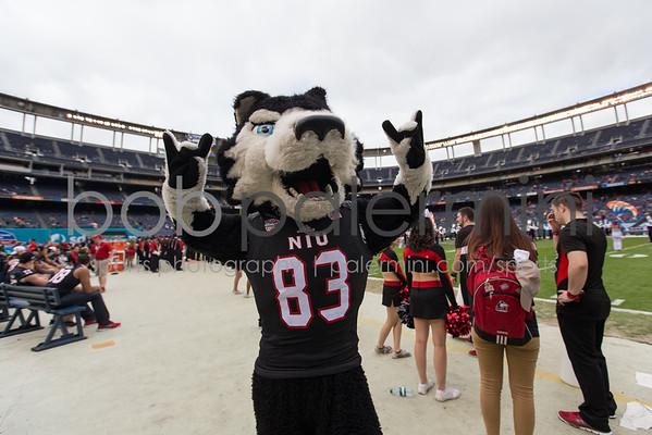 2015 Pointsettia Bowl, Qualcom Stadium, San Diego, California