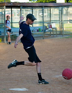 Gang Green Kickball-9774