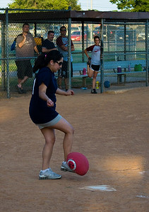 Gang Green Kickball-9818