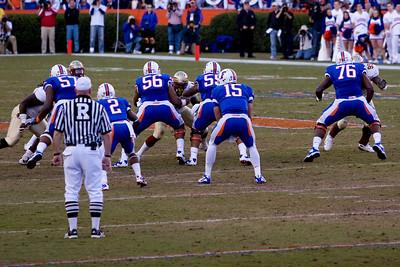 Gators vs FSU Nov 28, 2009