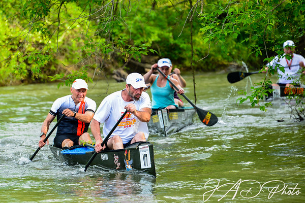 General Clinton Canoe Race