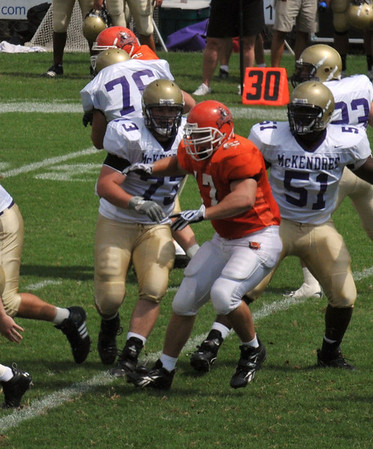 Georgetown College Football