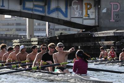 Georgetown Crew Winter Training 2011 (Camera 1)