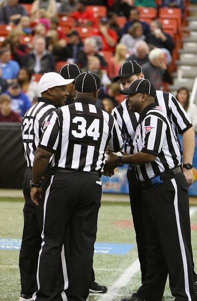 Officials a