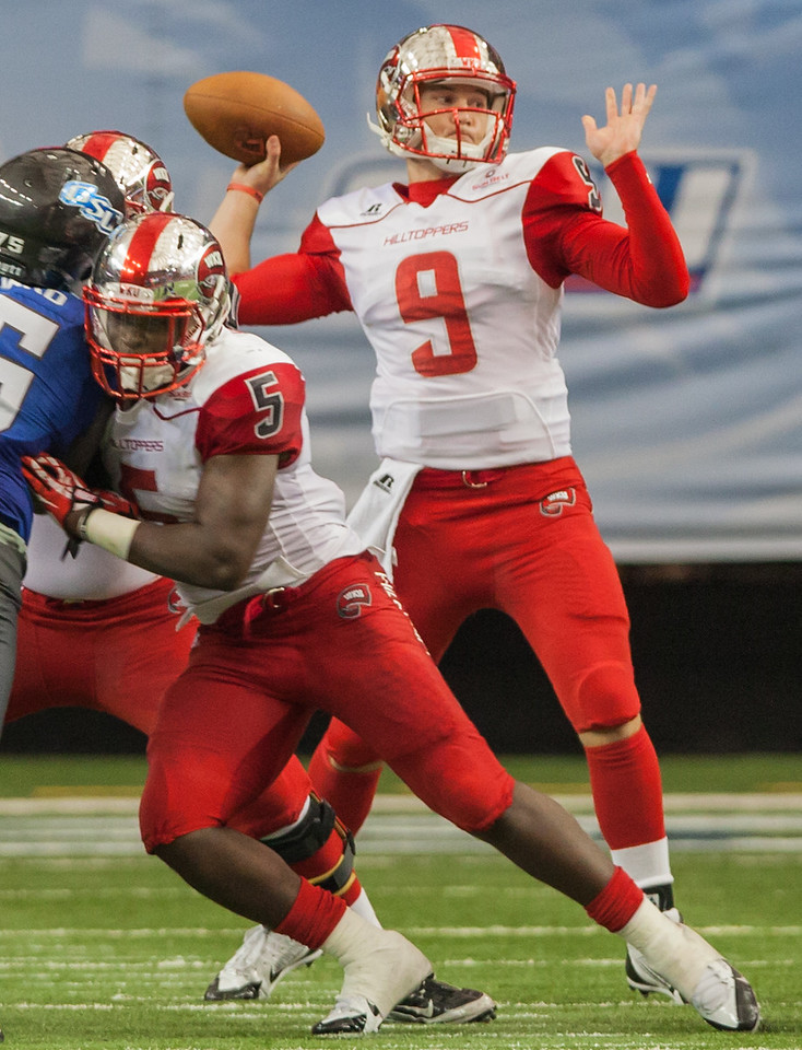 Georgia State vs. Western Kentucky - November 2, 2013