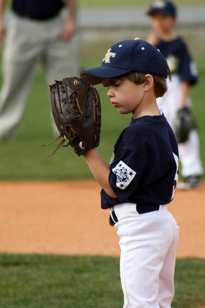 Georgia Tech T-ball 2009