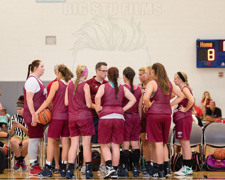 Gibault Lady Hawks Basketball - Rolla Day#1