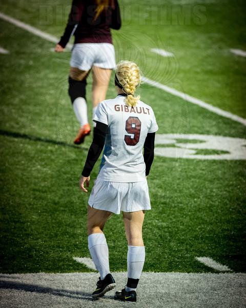 Gibault Lady Hawks Soccer