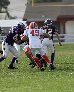 Gilroy Browns Vs Hollister Vikings Nov 4th, 2006
