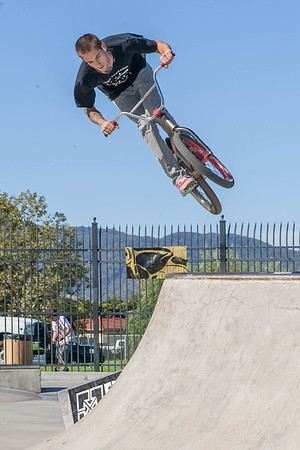 Gilroy Skate Park Practice Sept 8, 2012