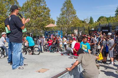 Gilroy Skate Park Raffle