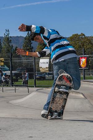 Gilroy Skate Sept 8, 2012