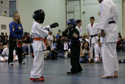 Ging Wu Martial Arts Tournament 2004