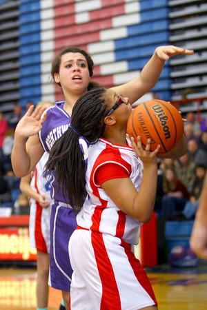 3-24-14   --- Girls 8th grade basketball City/County Championship.  -- <br />   KT photo   Tim Bath