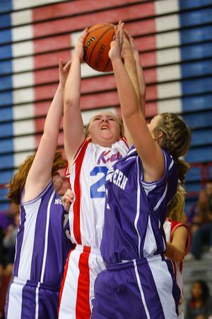 3-24-14   --- Girls 8th grade basketball City/County Championship.  -- <br />   KT photo | Tim Bath
