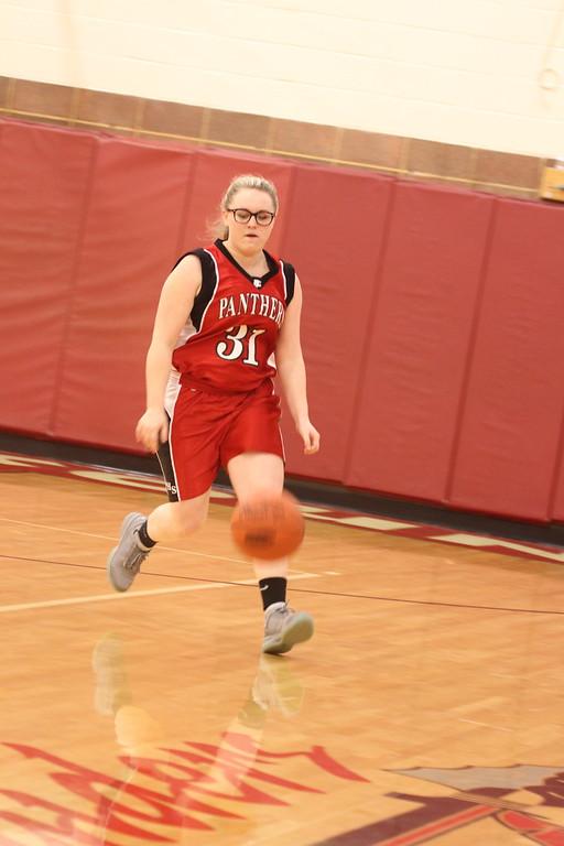 Girls Basketball - Austin @ Cameron County