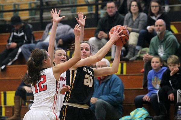 Girls Basketball: TC Central vs. Marquette - Dec. 30, 2014