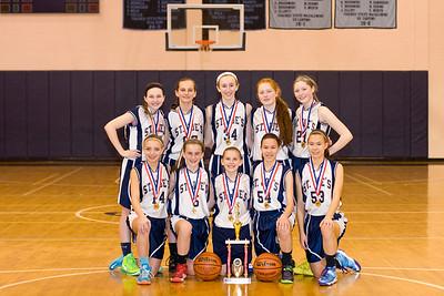 Girls Basketball - Winter '13-'14