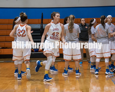 2017 MarCo Girls Basketball vs Hopkins County Central