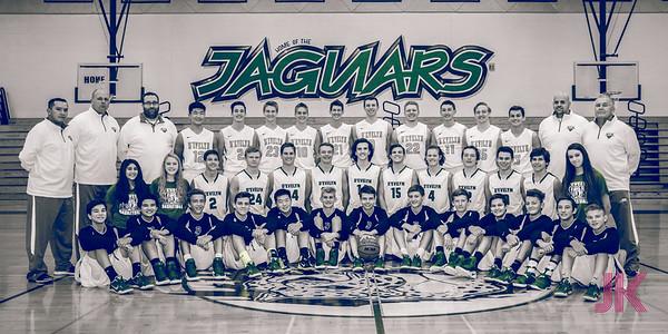 D'Evelyn Boys Basketball