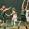 Kaitlynne Basketball vs Scarborough w Mars  & Some JV 233