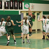 Kaitlynne Basketball vs Scarborough w Mars  & Some JV 221