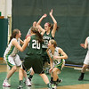 Kaitlynne Basketball vs Scarborough w Mars  & Some JV 234