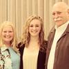 Kaitlynne Basketball Banquet 2014 Senior Year 652
