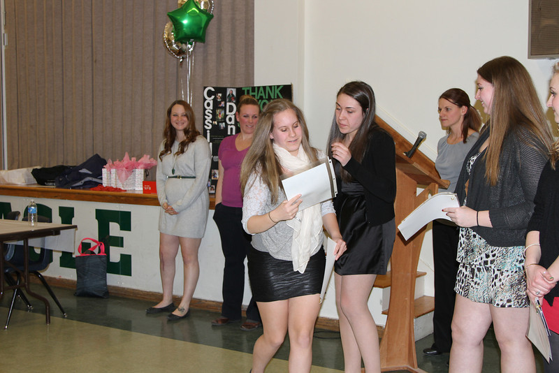Kaitlynne Basketball Banquet 2014 Senior Year 523