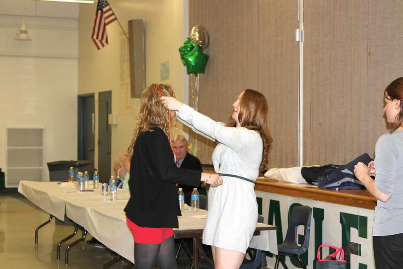 Kaitlynne Basketball Banquet 2014 Senior Year 563