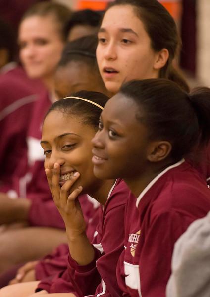 Girls' Basketball Regionals 2014