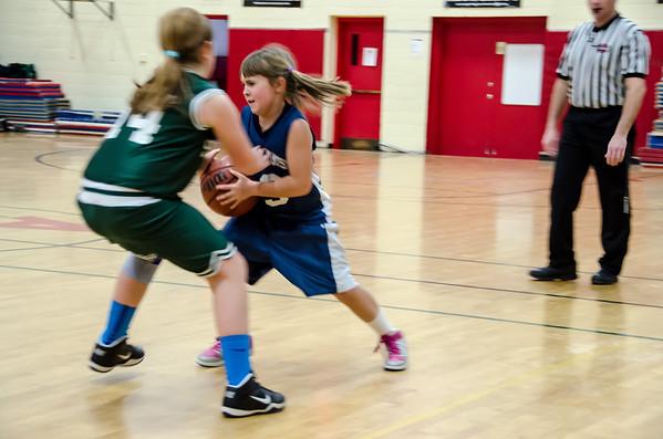 Girls 5/6 Basketball