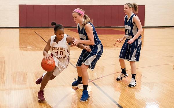 Girls' Basketball vs. Heritage Christian